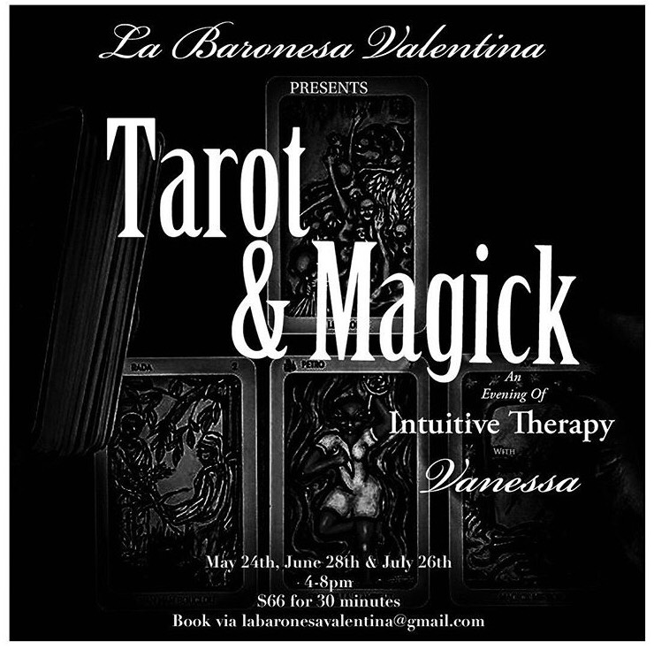 tarot and magik